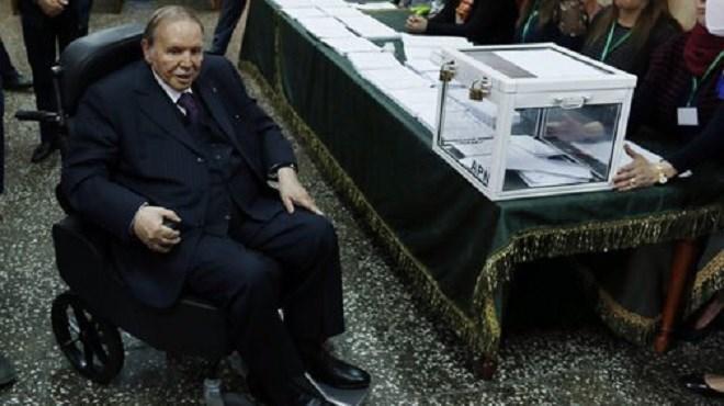 Bouteflika annonce sa candidature officielle pour un cinquième mandat présidentiel