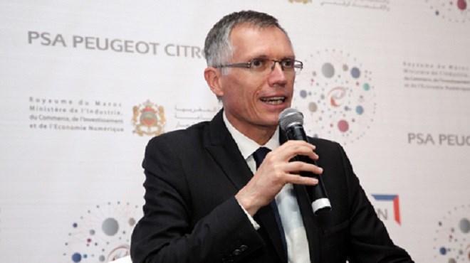 Groupe PSA : 700 millions € d'achats au Maroc en 2018