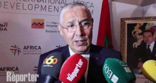 Mohamed El Kettani : Les dimensions et l'importance du FIAD pour l'avenir du Continent…