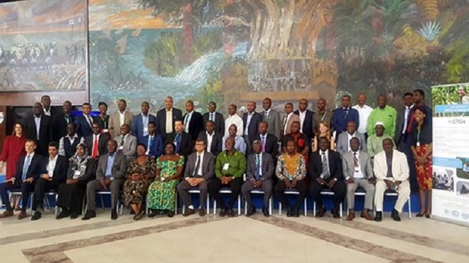 Accra : Lutte contre le changement climatique
