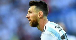 Argentine : Lionel Messi jouera bien contre le Maroc