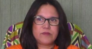 Bouchra Abdou, directrice de l'association Tahadi