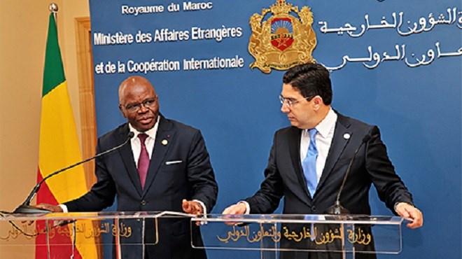 Sahara marocain : Le Bénin soutien l'exclusivité de l'ONU comme cadre consensuel
