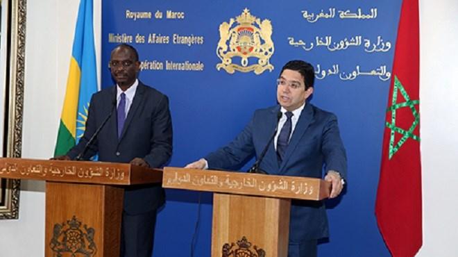 """Sahara marocain : Bourita appelle à """"dépolluer"""" l'UA des débats stériles"""