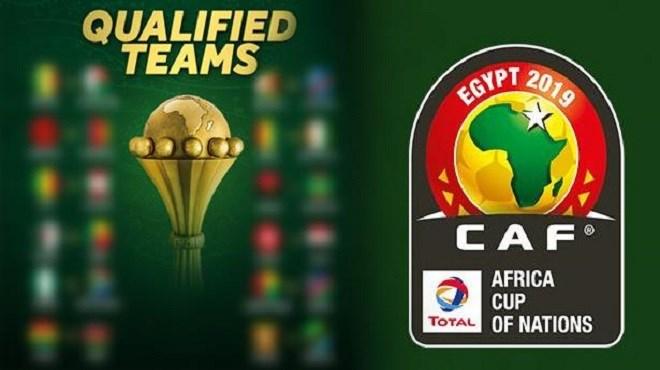 CAF : Les 24 équipes qualifiées pour la CAN 2019