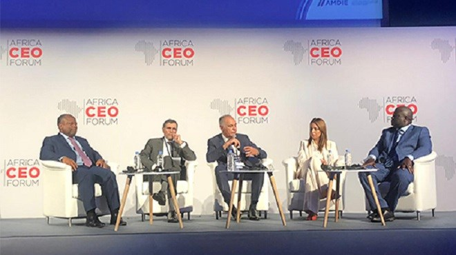 Kigali : La CGEM prend part à l'Africa CEO Forum