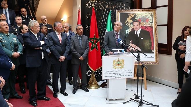 Algésiras : Un nouveau siège pour le Consulat général du Maroc