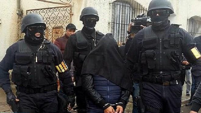 Démantèlement d'une cellule terroriste à Salé
