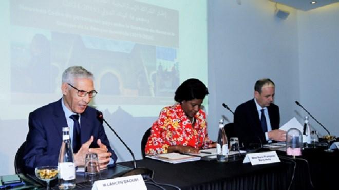 """Maroc-BM : Daoudi qualifie """"d'ambitieux"""" le nouveau cadre de partenariat 2019-2024"""