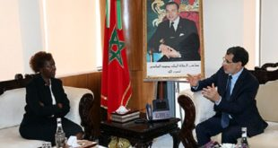 La SG de l'OIF salue le rôle du Maroc en faveur de l'Afrique et des Africains