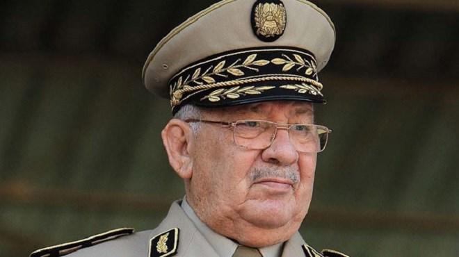"""Algérie : Gaïd Salah appelle les Algériens à """"s'unir"""" avec l'armée"""