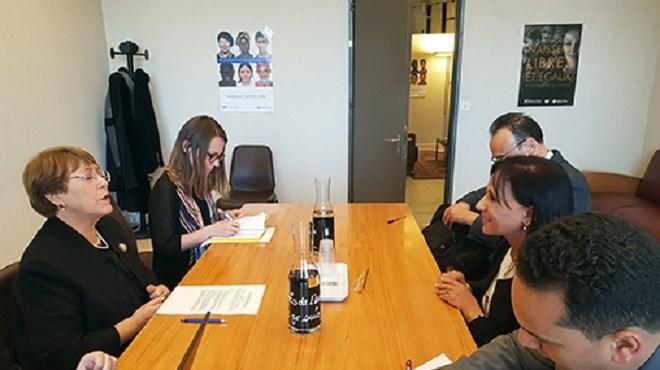 Droits de l'Homme au Maroc : Depuis Genève, Amina Bouayach dresse un tableau de la situation