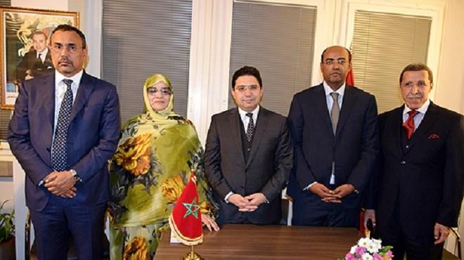 """Le SG de l'ONU consacre le processus des """"Tables rondes"""" pour progresser vers la solution politique au différend régional sur le Sahara marocain"""