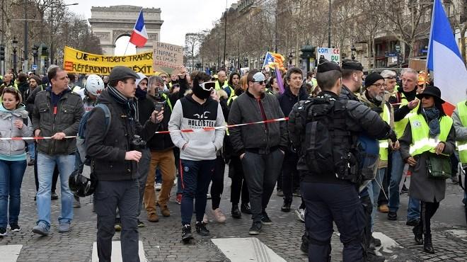 Gilets jaunes : Un seizième samedi de mobilisation