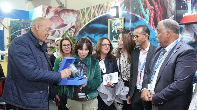 Halieutis La CNPC rend hommage au «Reporter»