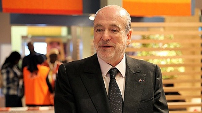 Jean-Paul Carteron, Fondateur du Forum Crans Montana