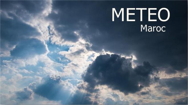 Prévisions météorologiques pour la journée du mercredi 09 octobre 2019