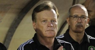 FRMF : Le coach des U23, Mark Wotte limogé