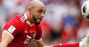 Nordin Amrabat jouera-t-il contre l'Argentine ?