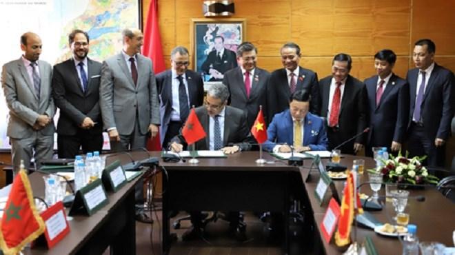 Maroc-Vietnam : Signature d'un mémorandum d'entente