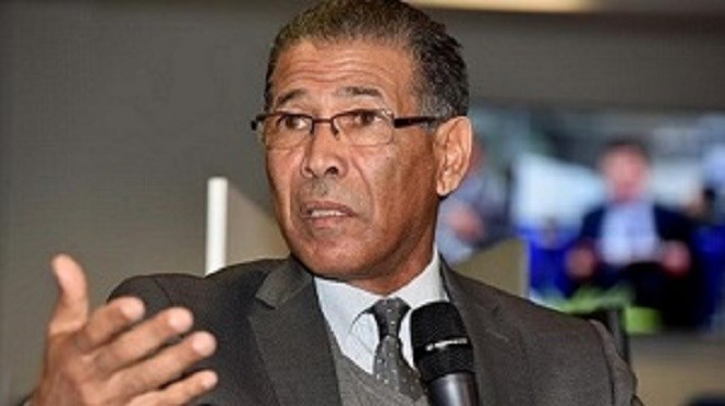 Moussaoui Ajlaoui, expert à l'AMES Center