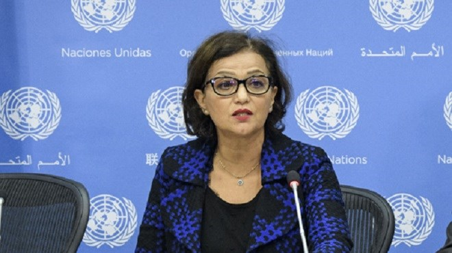 ONU : la Marocaine Najat Rochdi nommée Conseiller humanitaire principal pour la Syrie
