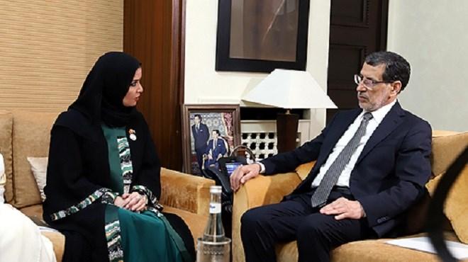 Sahara : La présidente du FNC émirati réitère le soutien de son pays à l'intégrité territoriale du Royaume