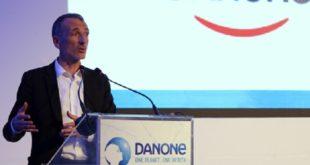 Centrale Danone : RNPG en baisse de 568% en 2018