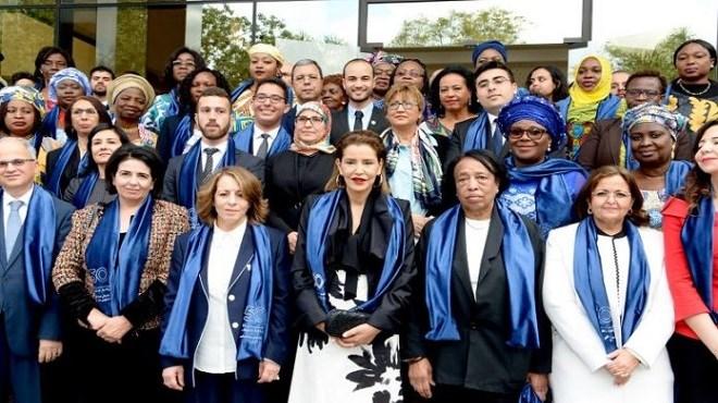 Rabat : Lalla Meryem préside une cérémonie à l'occasion du 8 mars