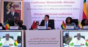 Sahara marocain : Les objectifs de la Conférence ministérielle de Marrakech