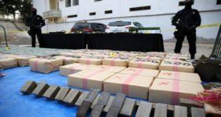 Trafic international de drogues : Arrestation à Fès de trois individus