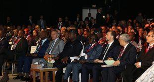 Ouverture des travaux du 6ème Forum international Afrique développement