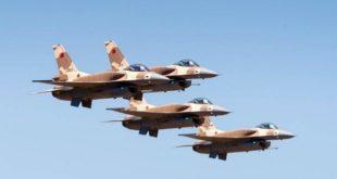 Armement : Le Maroc renforce sa flotte de F16