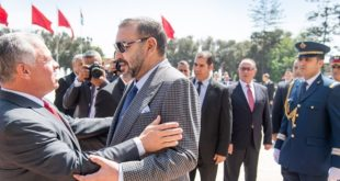 Mohammed VI et Abdallah II dénoncent l'annexion israélienne du Golan