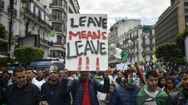 Algérie : Plus déterminée que jamais, la rue ne lâche rien