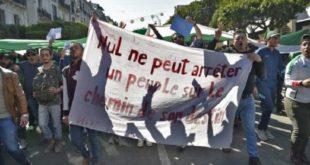Algérie : Pas question de composer avec des figures de l'ancien régime