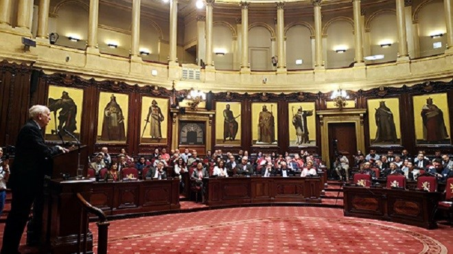 Salle comble au Sénat belge pour débattre de la richesse de la diversité culturelle au Maroc