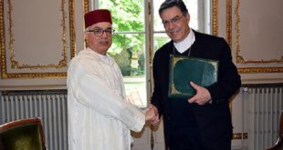 Notre-Dame de Paris : L'Archevêque de Paris remercie le Roi pour la contribution financière du Maroc