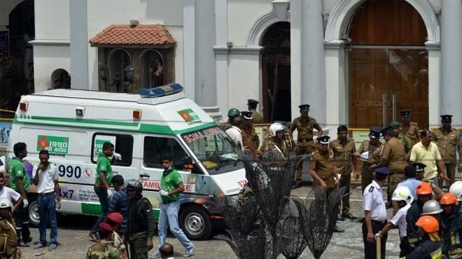 Sri Lanka : Le bilan des attentats s'alourdit à 359 morts