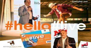 Banque Populaire : «#Live», une nouvelle offre dédiée aux jeunes