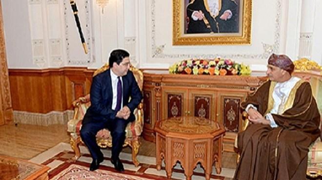 Le Roi Mohammed VI adresse un message au Sultan d'Oman