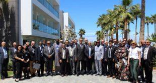 Bouznika : Clôture des travaux du CA de l'Observatoire du Sahara et du Sahel