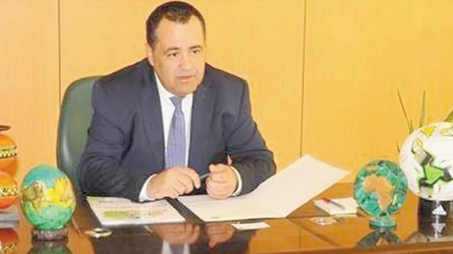 Mouad Hajji désigné secrétaire général de la CAF