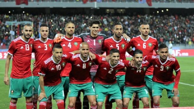 CAN Egypte-2019 : Le Maroc dans le Chapeau 1