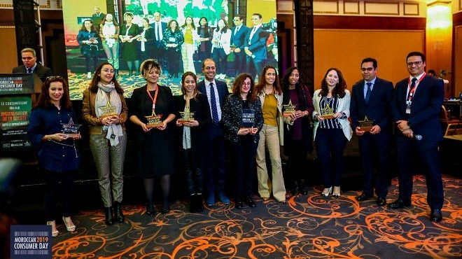 Conso Awards Night 2019 : Attijari, Atlanta, Lydec… Des entreprises à l'honneur
