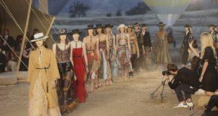 Marrakech abrite pour la première fois le défilé de Christian Dior