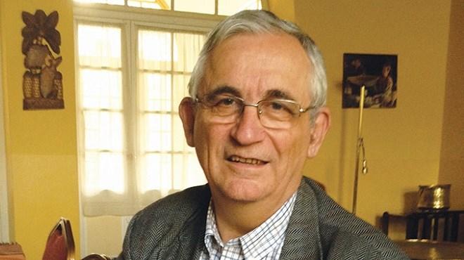 Daniel Nourissat, Curé de la Cathédrale Saint-Pierre de Rabat