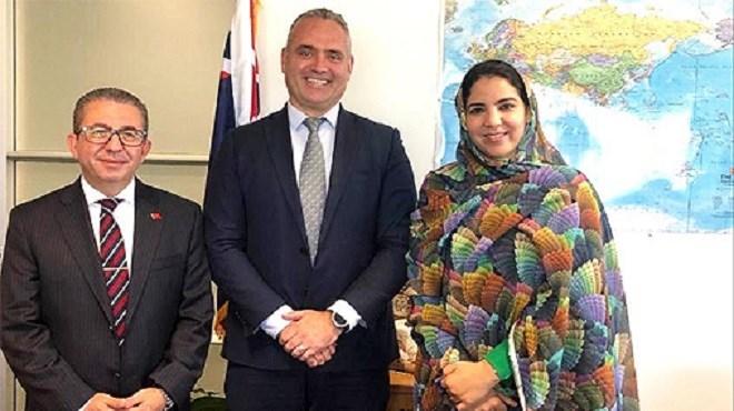 Le Maroc et la Nouvelle-Zélande déterminés à renforcer leurs relations commerciales