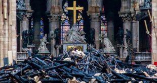 Les donateurs affluent en masse pour rebâtir Notre-Dame de Paris