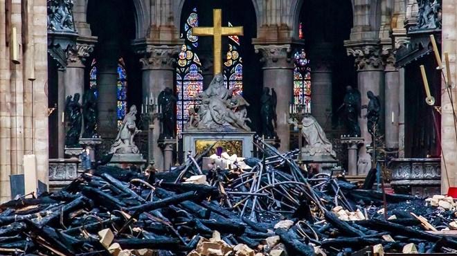 Notre-Dame de Paris : Le Maroc va contribuer à sa reconstruction
